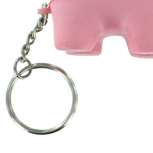 Pig Toy Stress Key Chain  Image 3