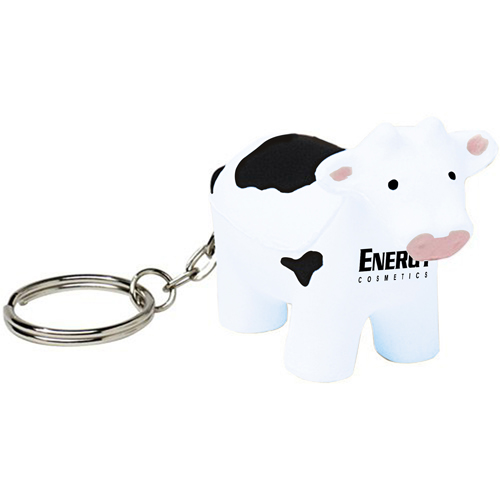 Cow Stress Reliever Key Tag