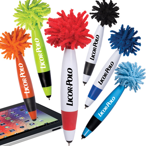 Mini Retractable Mop Topper Pen