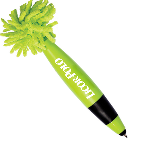 Mini Retractable Mop Topper Pen Image 3