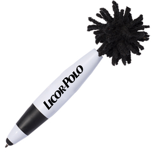 Mini Retractable Mop Topper Pen Image 4