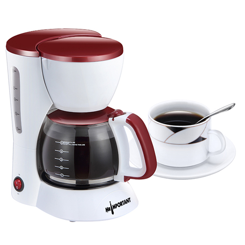 Automatic 5 Cups Electric Coffee Maker