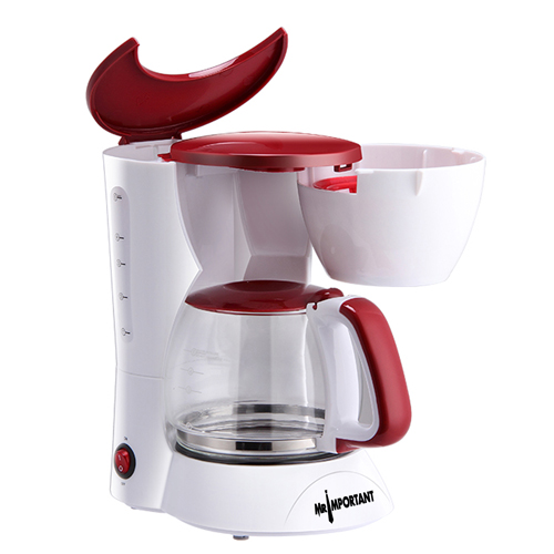 Automatic 5 Cups Electric Coffee Maker  Image 3
