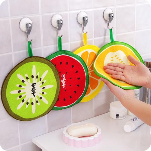 Water Absorption Hanging Kitchen Towel