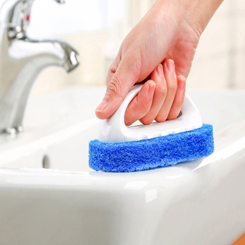 Durable Sponge Bathroom Cleaner