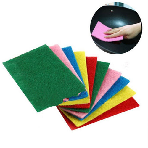 Kitchen Dish Cleaning Scouring Pad Image 3