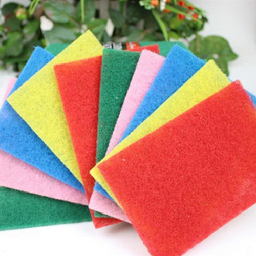 Kitchen Dish Cleaning Scouring Pad Image 4