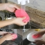 Multifunction Double-Sided Dish Washing Brush Image 1
