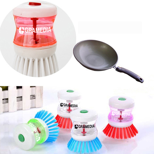 Kitchen Dish Cleaning Brush Scrubber