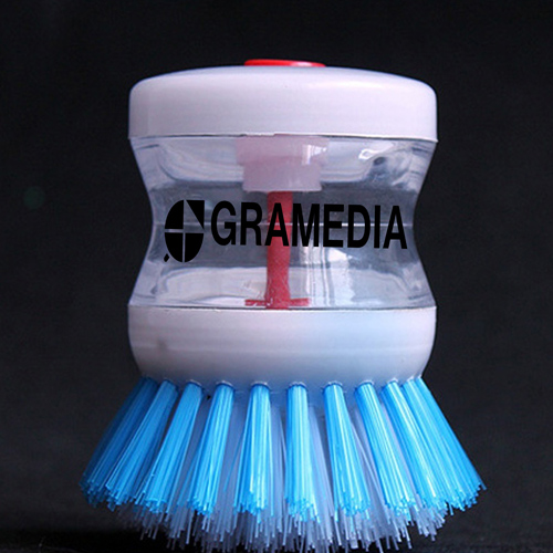 Kitchen Dish Cleaning Brush Scrubber Image 5