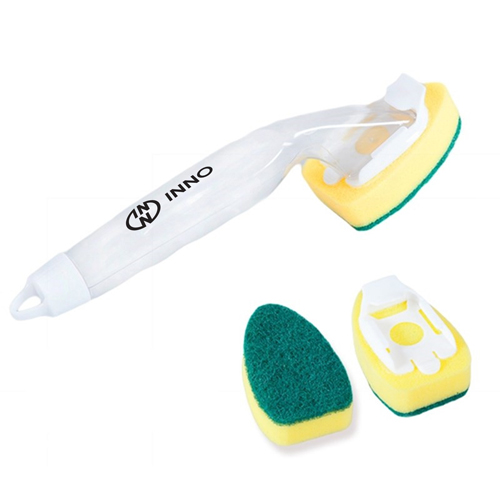 Detachable Handle Household Sponge Brush