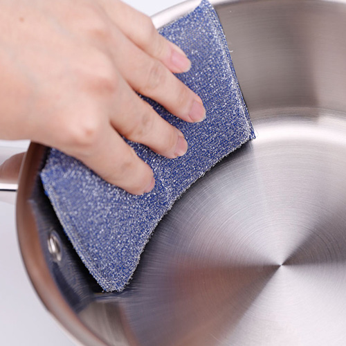 Polyester 6 Pieces Magic Kitchen Cleaning Sponge Image 3