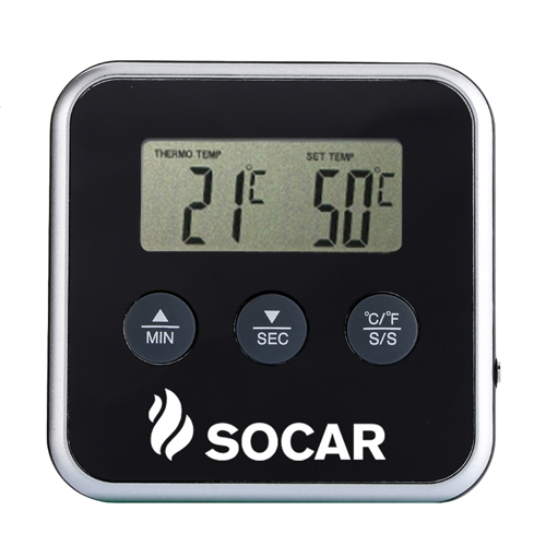 Remote Probe Oven Thermometer Image 1