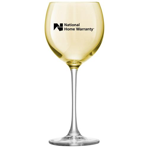 Polka Wine Glass Pastel Image 4