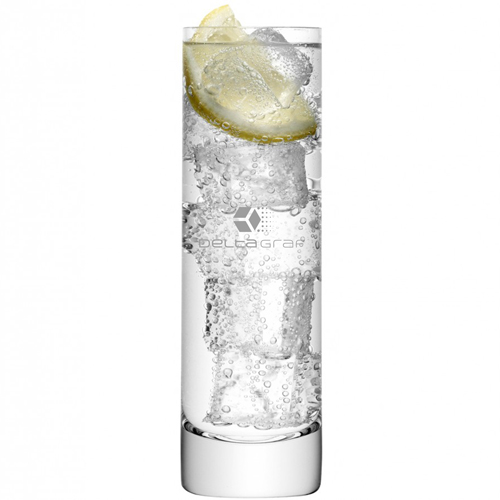 Bar Long Drink Clear Glass Image 1