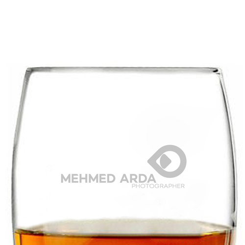 Crystal Round Whisky Glass
