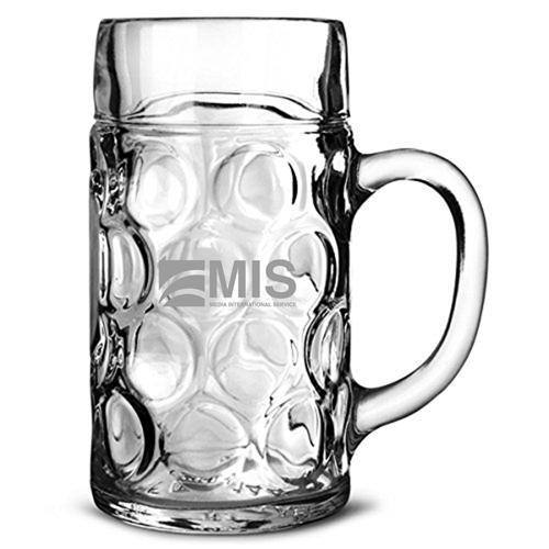 Stein Beer 2 Mugs Tankard Mug Image 1