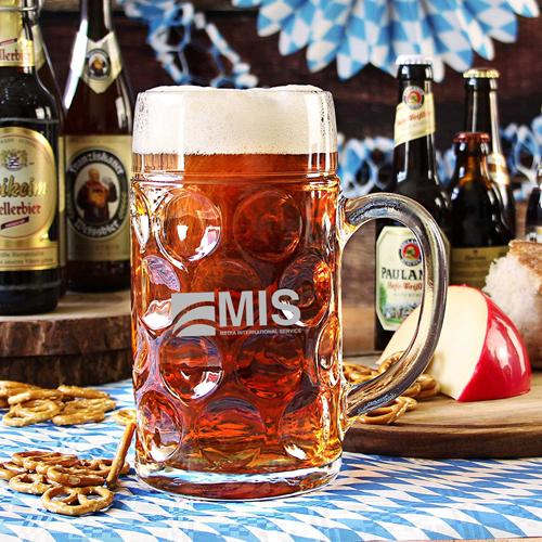 Stein Beer 2 Mugs Tankard Mug Image 2