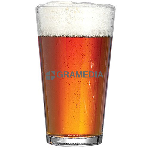 Shock And Heat Resistant Beer Glasses Image 1