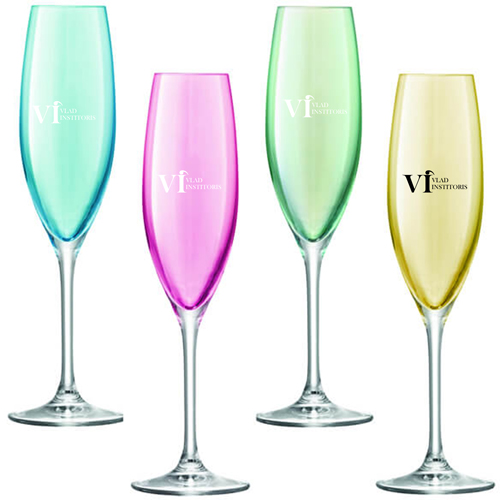 Champagne Flute Pastel