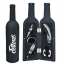 Stainless Steel Bottle Shaped Wine Tools Set