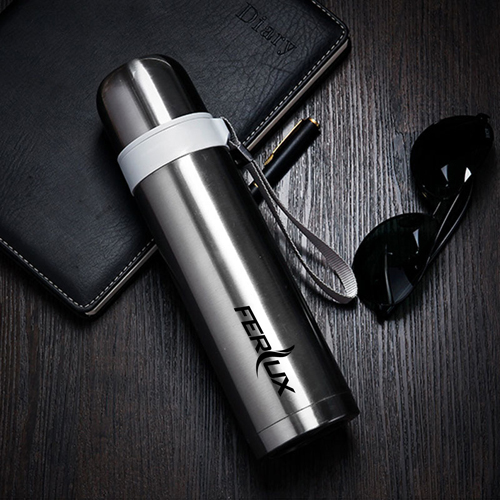 Vacuum Stainless Steel Insulated Bottle Image 3