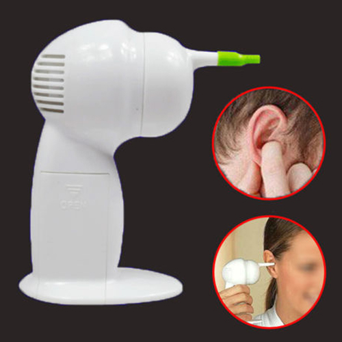 Ear Wax Dirt Vacuum Cleaner Image 1