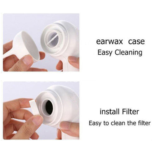 Ear Wax Dirt Vacuum Cleaner Image 3
