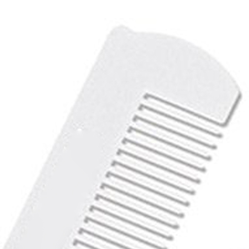 Folding Swivel Comb With Mirror Image 2