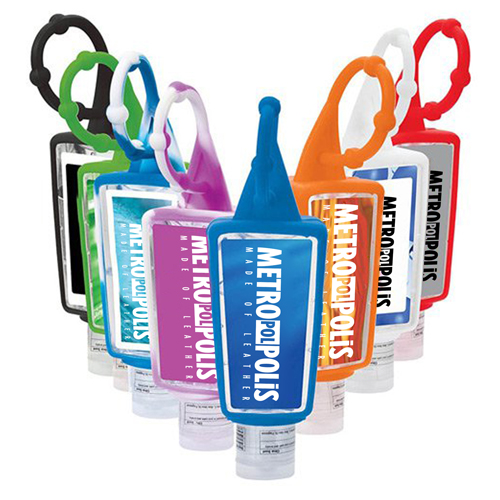 Backup Strap Hand Sanitizer