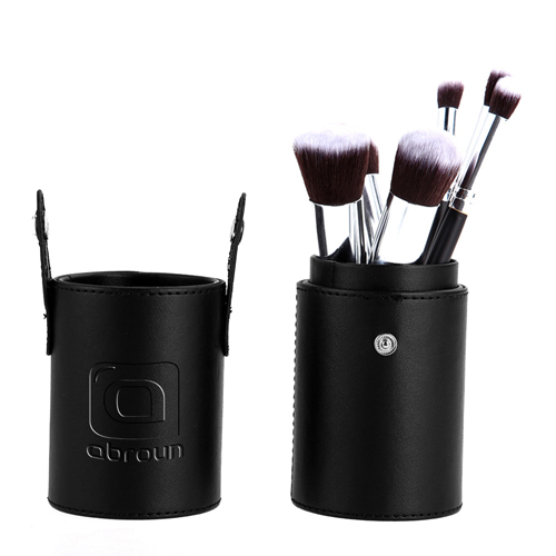Eyeshadow Brushes Tools With Cup Holder