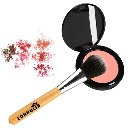 Professional Cosmetic Bamboo Handle Brushes Image 1