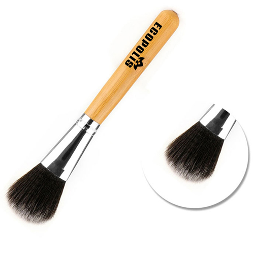 Professional Cosmetic Bamboo Handle Brushes Image 5