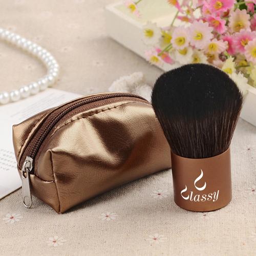 Mini Fiber Bristle Brushes With Bag Image 4