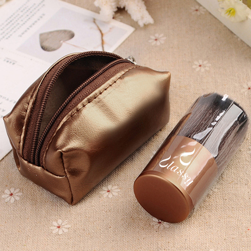 Mini Fiber Bristle Brushes With Bag Image 5