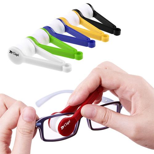 Plastic Microfiber 5 Pieces Sunglasses Cleaner Image 5