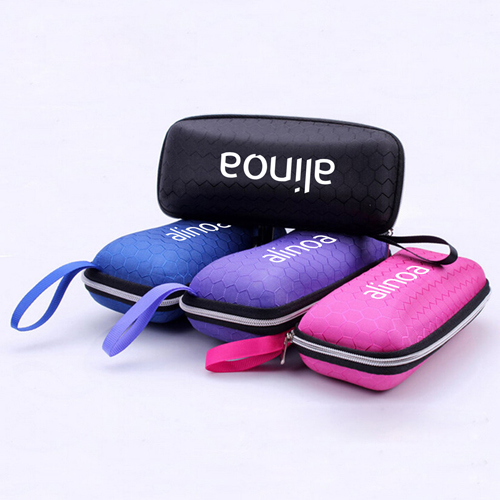 ABS Zipper Glasses Case Image 1