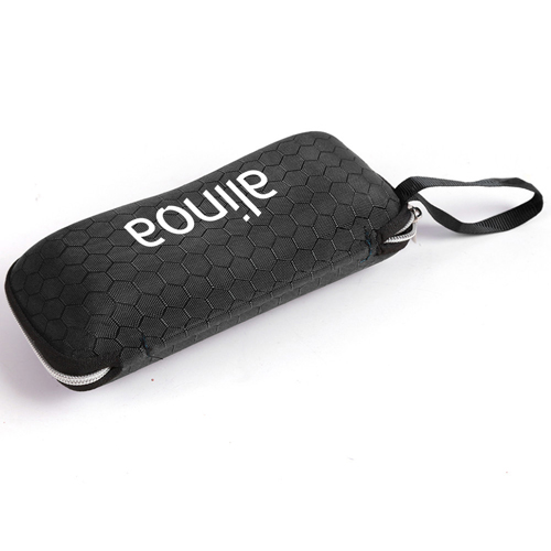 ABS Zipper Glasses Case Image 2