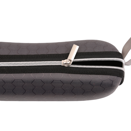 ABS Zipper Glasses Case Image 4