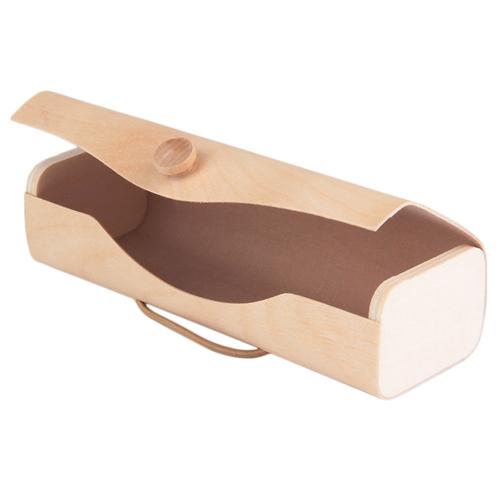 Portable Sunglasses Wooden Box Image 4