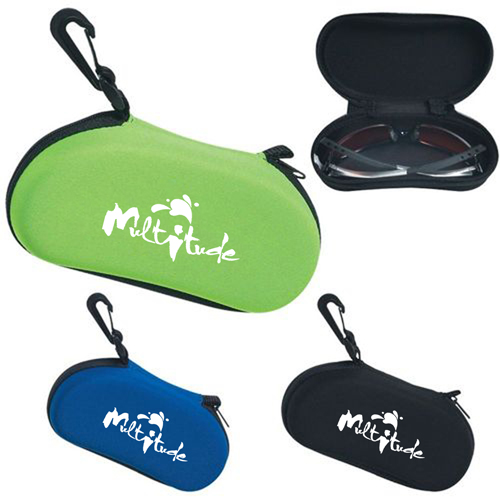 EVA Sunglass Case with Clip