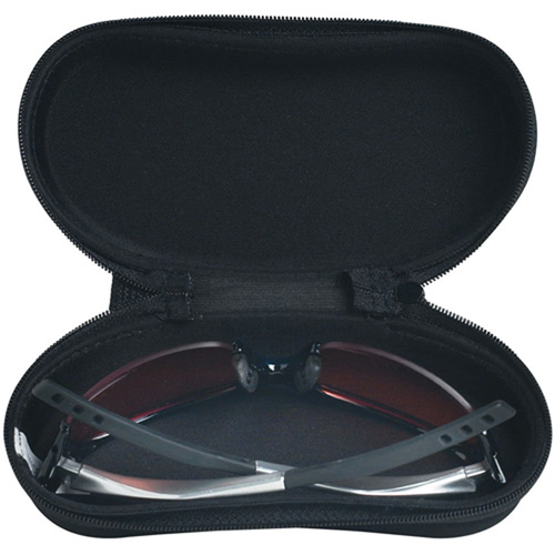 EVA Sunglass Case with Clip Image 4