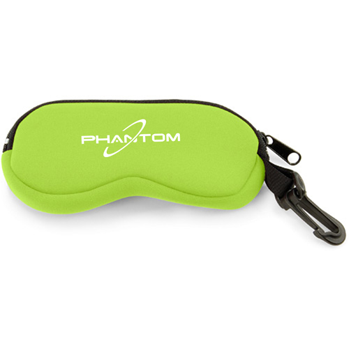Neoprene Eyeglass Case with Clip Image 5