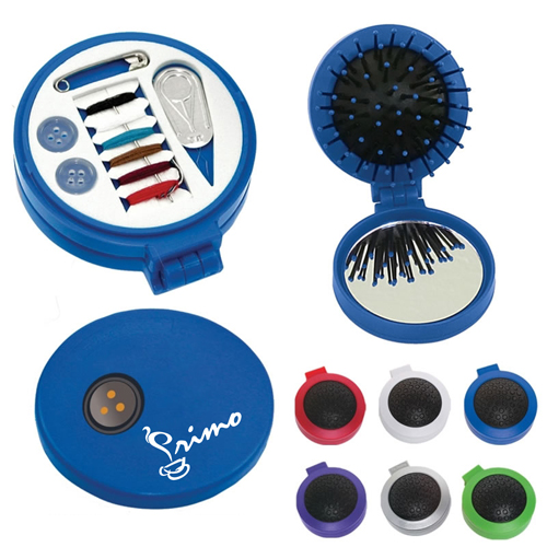 Plastic 3 in 1 Sewing Kit