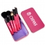 Cosmetics Kit Makeup Brushes Image 1
