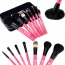 Cosmetics Kit Makeup Brushes Image 3