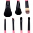 Cosmetics Kit Makeup Brushes Image 4