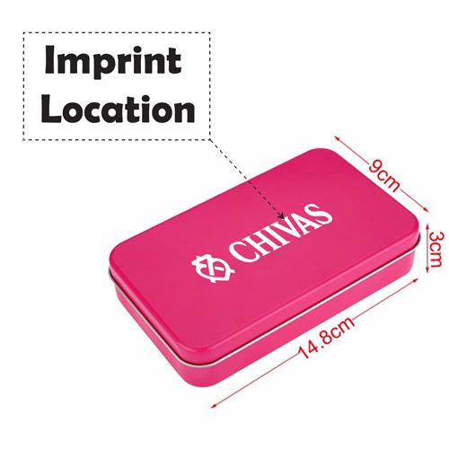 Cosmetics Kit Makeup Brushes Imprint Image