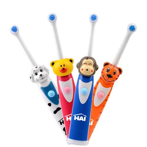 Cartoon Pattern Oral Electric Toothbrush