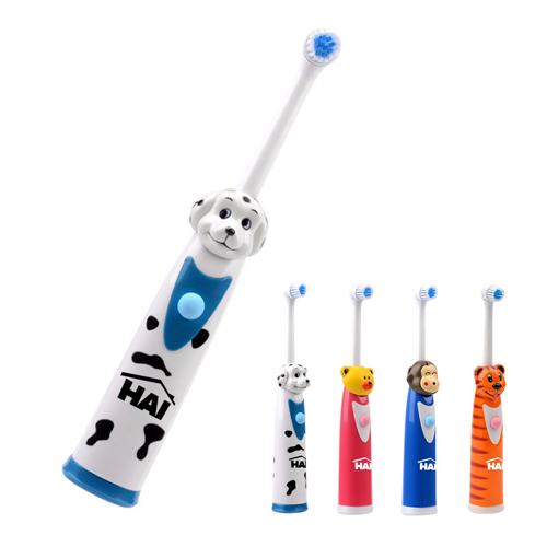 Cartoon Pattern Oral Electric Toothbrush Image 2